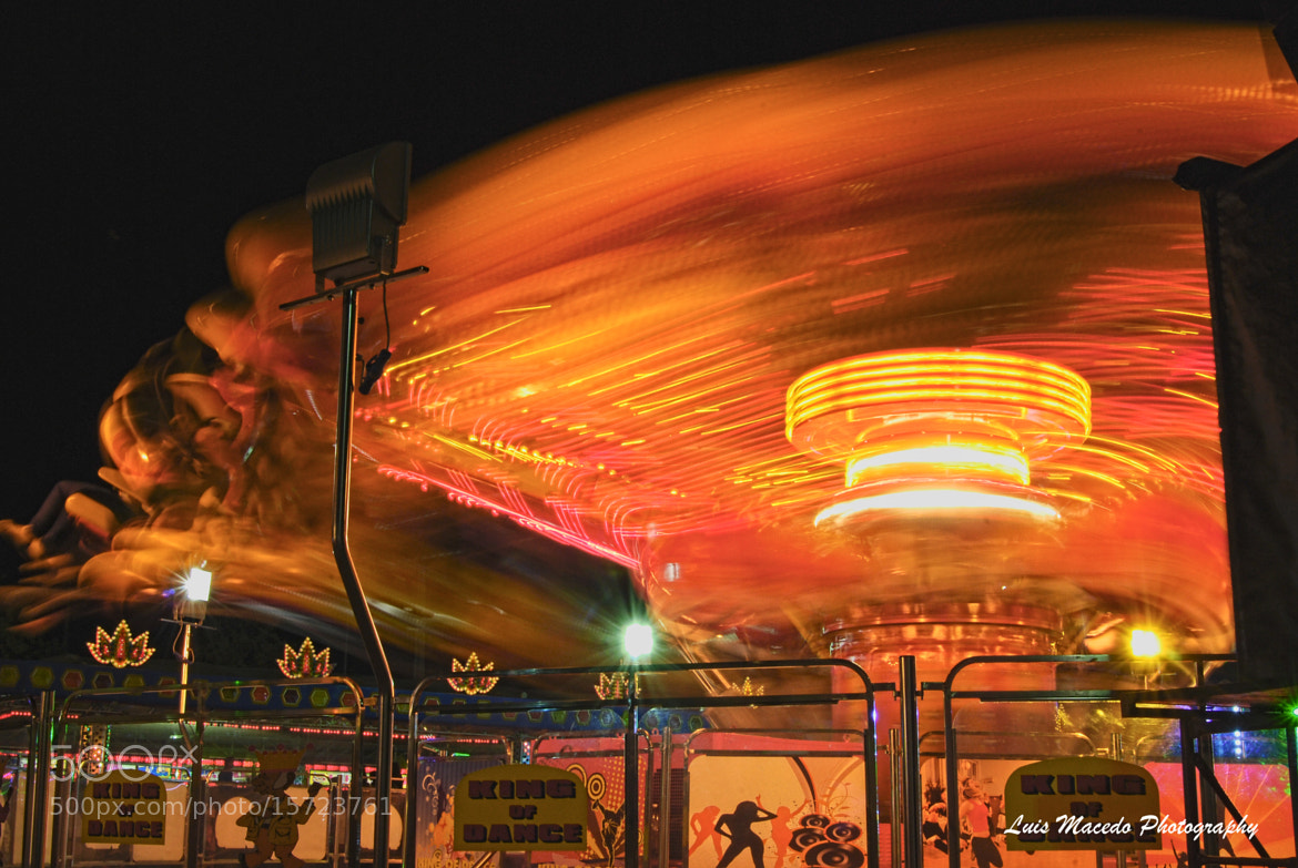 Photograph Lights and Mouvement V by Luis Pereira on 500px