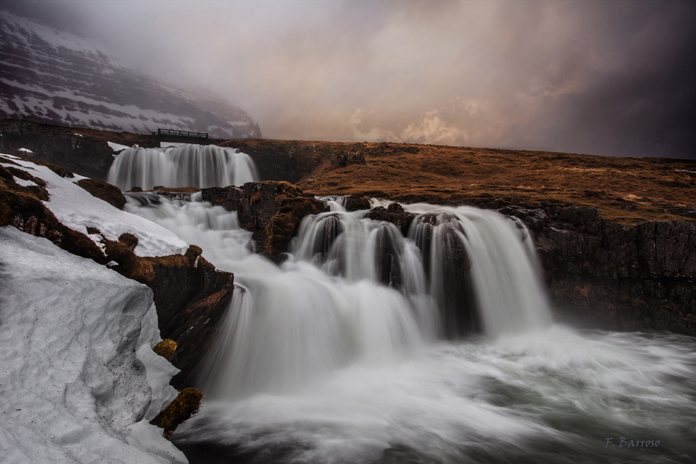 Photograph Waterfalls by Florencio Barroso  on 500px