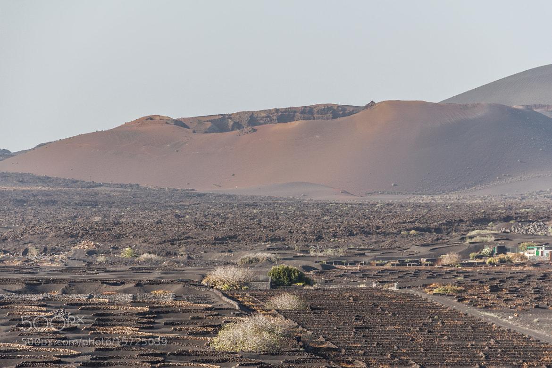 Photograph volcanic landscape - Lanzarote by Martín Pérez on 500px