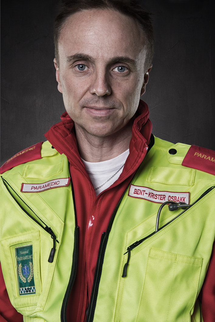 Photograph Paramedic by Robert  Bentsen on 500px