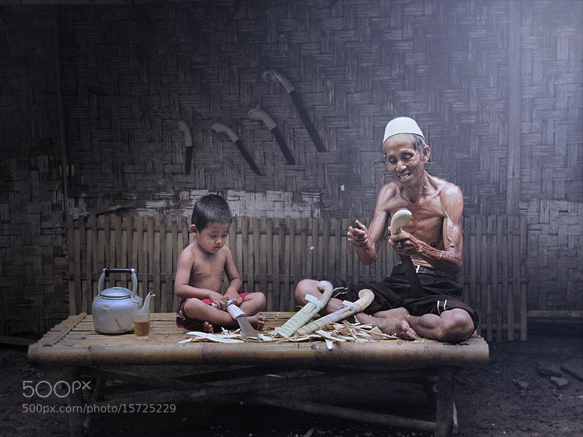 Photograph Golok Maker by JD Ardiansyah on 500px