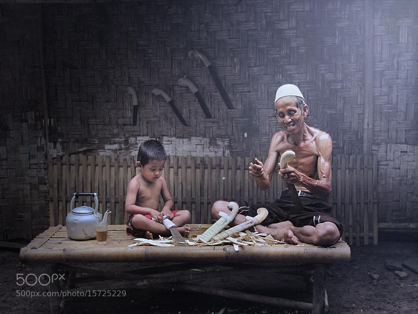 Photograph Golok Maker by JD Ardiansyah on 500px