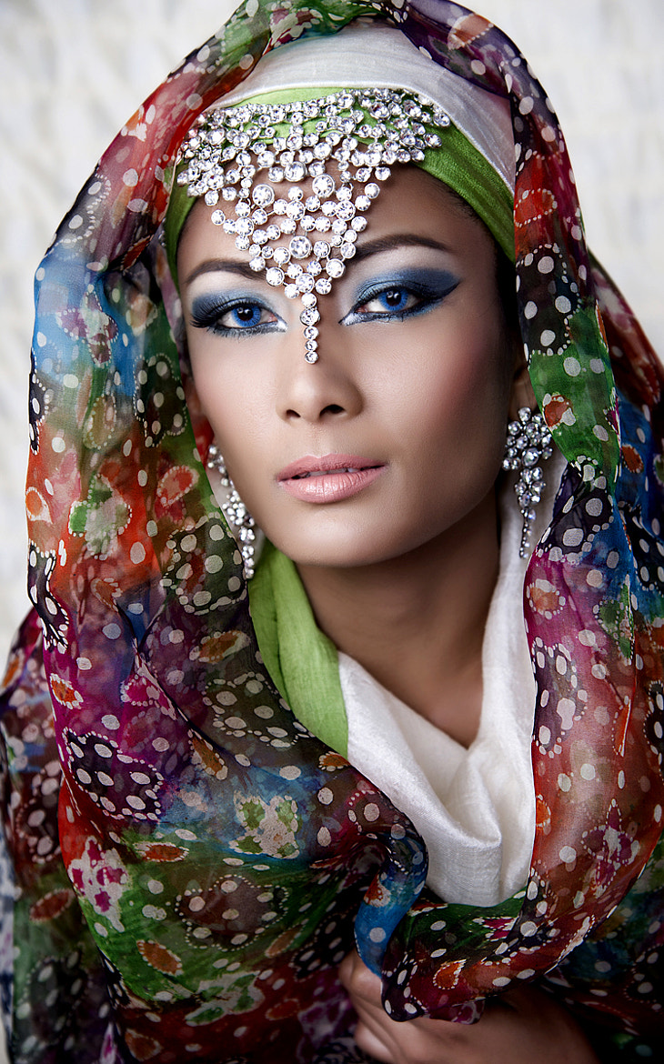 Photograph nikki in arabian style 7 by nelly putnam on 500px