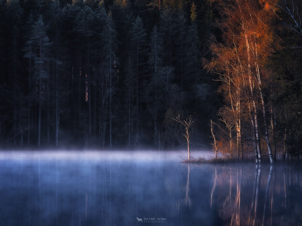 Photograph Oct 12, 2012: Cold Morning by Patric Ivan on 500px