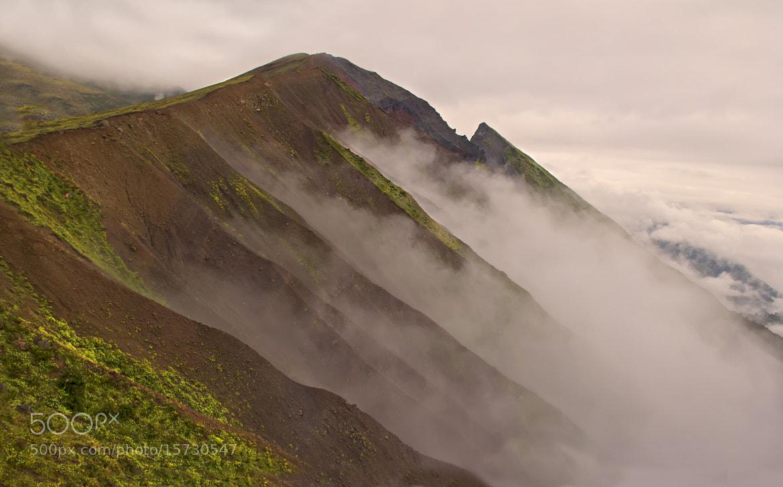Photograph fog steps by Seher Doğan on 500px