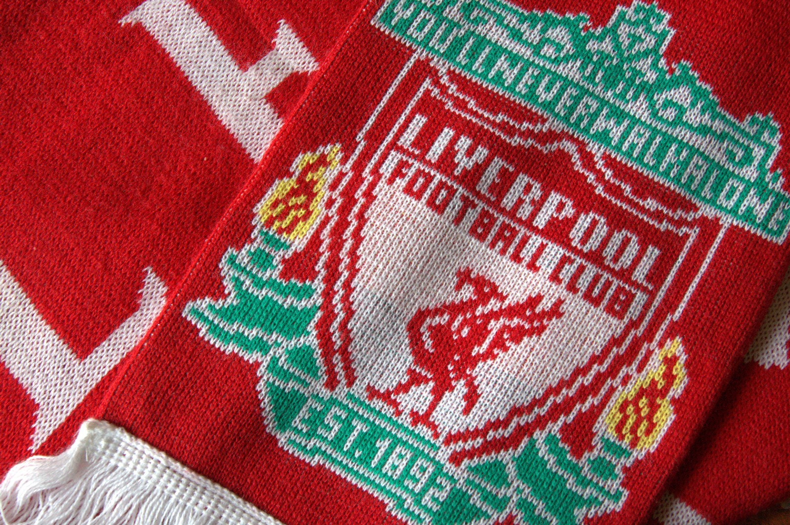 Photograph YNWA! Liverpool FC Starts Barclays Premier League 2011/12 by Lёha Horvat on 500px