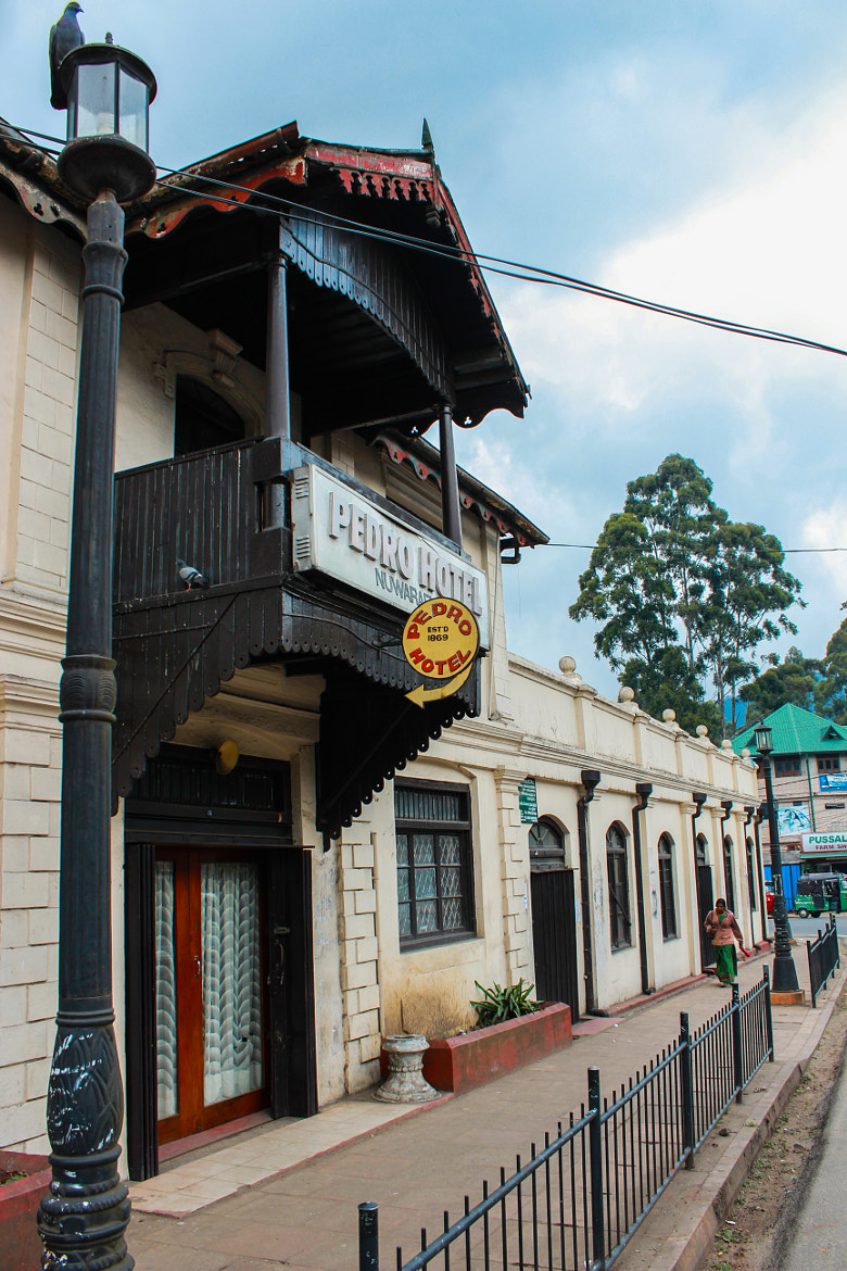 Photograph Old Hotel by Immesh Nanthakumar on 500px