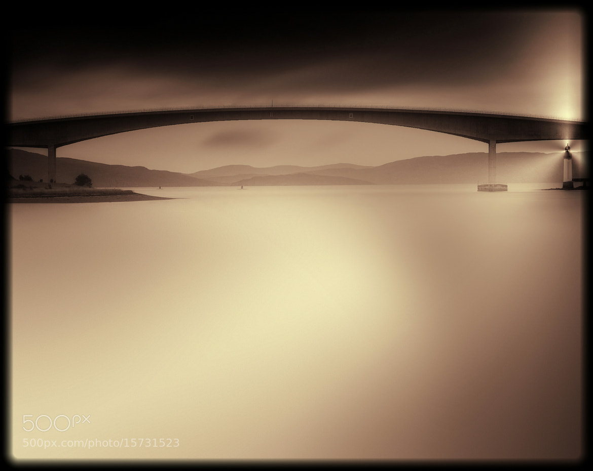 Photograph THE SKYE BRIDGE SONG by KENNY BARKER on 500px