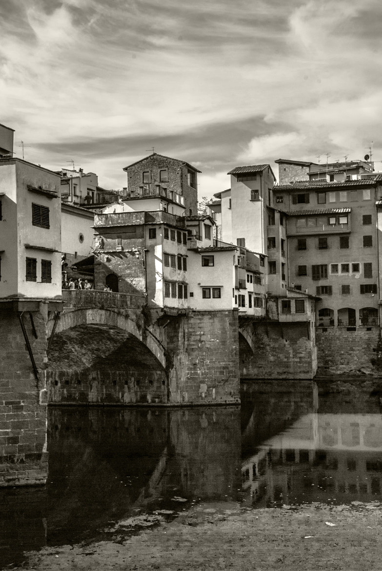 Photograph Essence of Ponte Vecchio by Stefani Arca on 500px