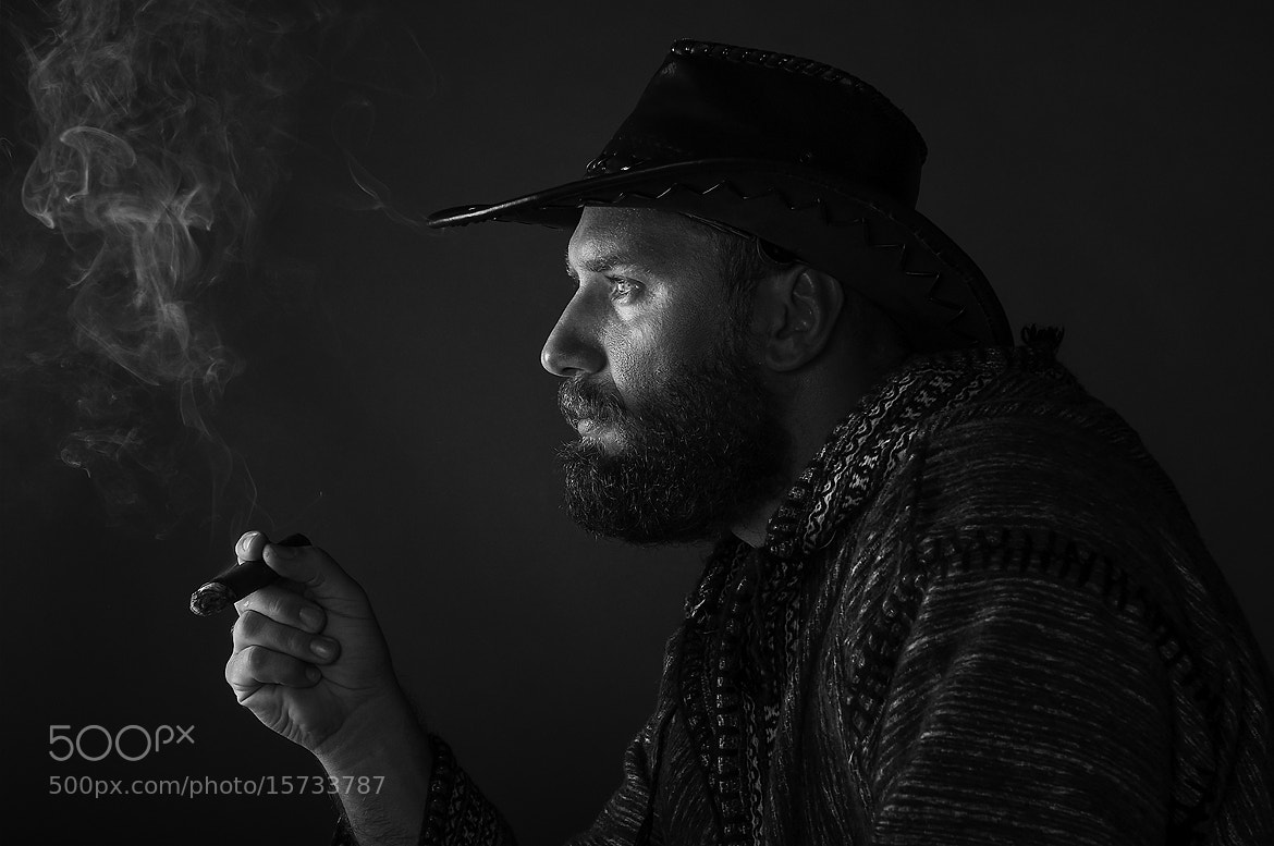 Photograph Cowboy by Kristian Charnick on 500px