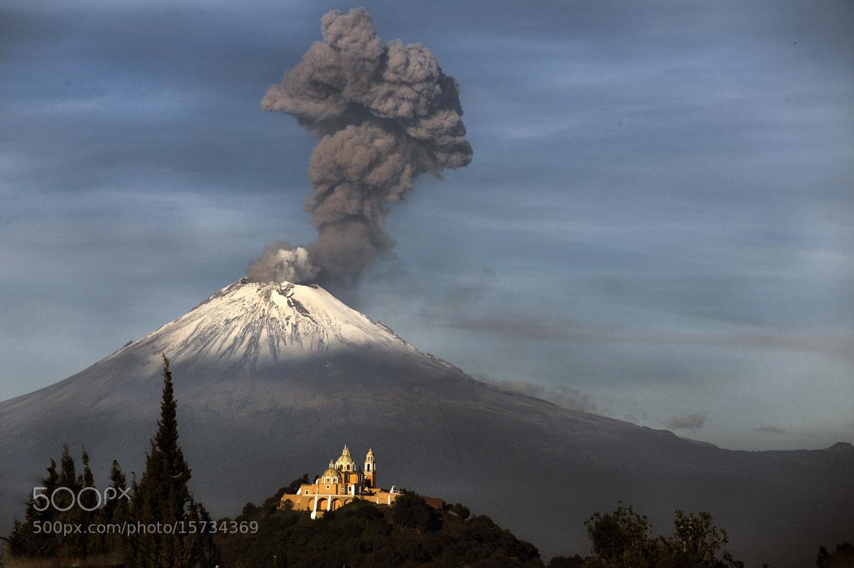 Photograph Big smoker by Cristobal Garciaferro Rubio on 500px
