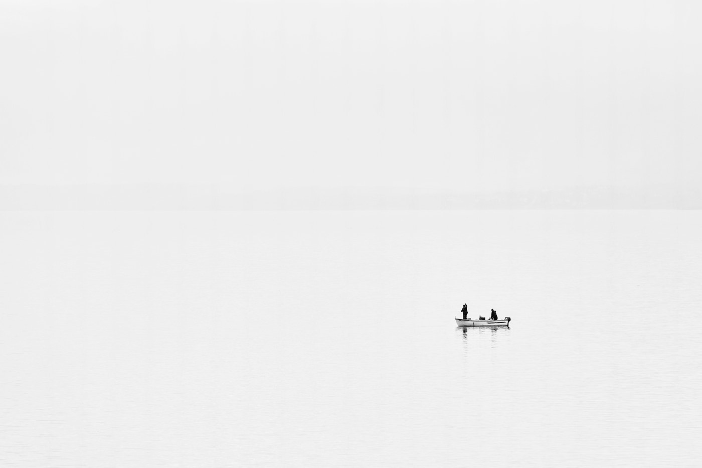 Photograph Minimal boat by Nikos Koutoulas on 500px
