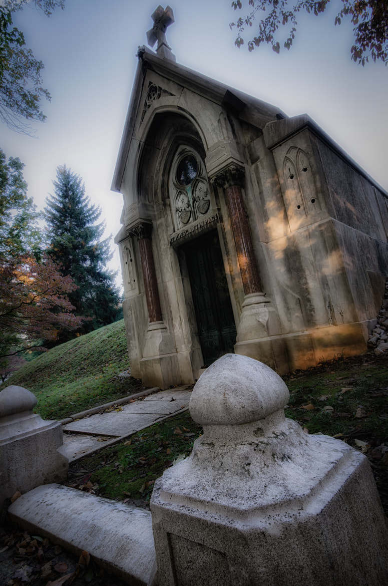 Photograph crypt 1  by David  B on 500px