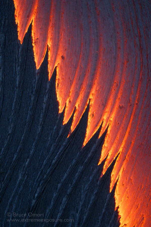 The Subtle Lines of Transition by Bruce Omori on 500px.com