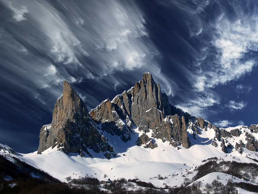 Photograph Boreal clouds by Juan Carlos Balbas on 500px