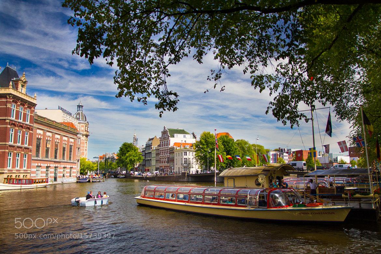 Photograph Amsterdam  by Francesca Botta on 500px