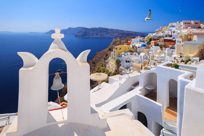 Santorini, Greece. by Heather Balmain on 500px