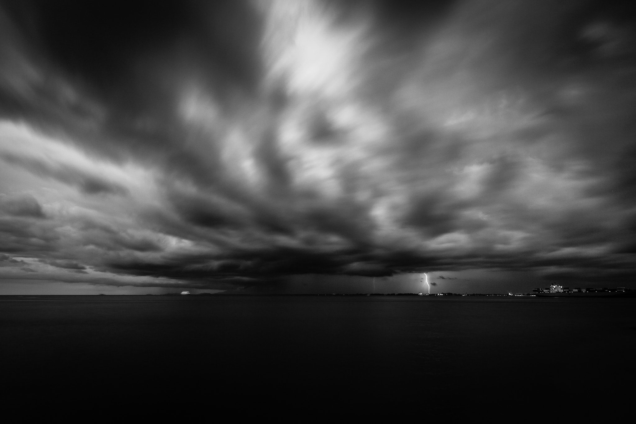 Photograph Storm  by Pierrick Blons on 500px
