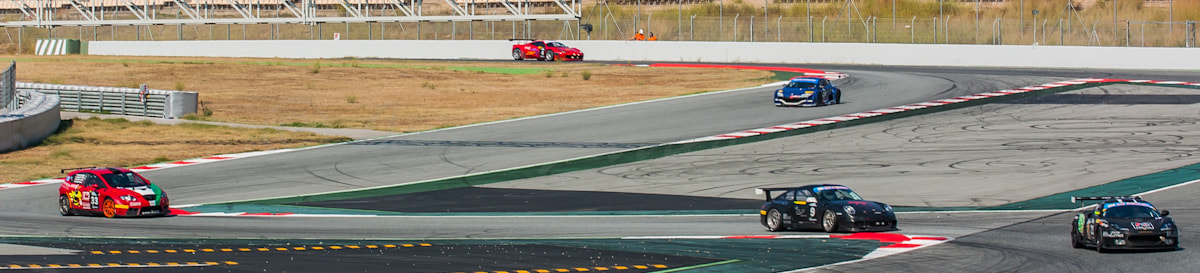 Photograph 24h auto 2012 circuit de catalunya by Jordi Farres on 500px