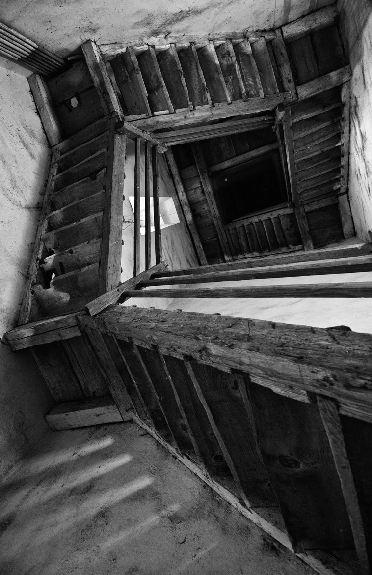 Photograph Wooden Stairs by Csilla Zelko on 500px