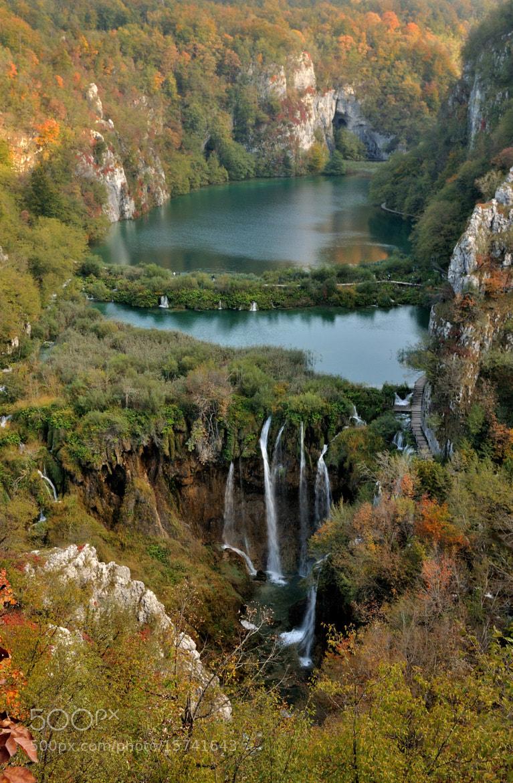 Photograph Plitvice View by Csilla Zelko on 500px