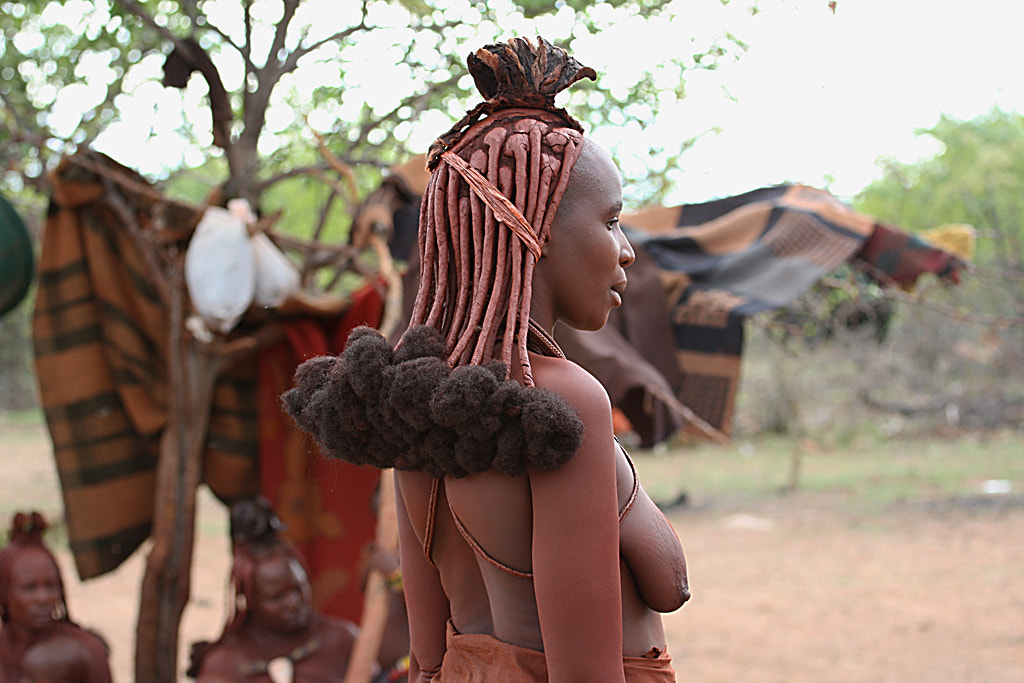 Photograph There is something special about her hair by Pelle Kjorling on 500px
