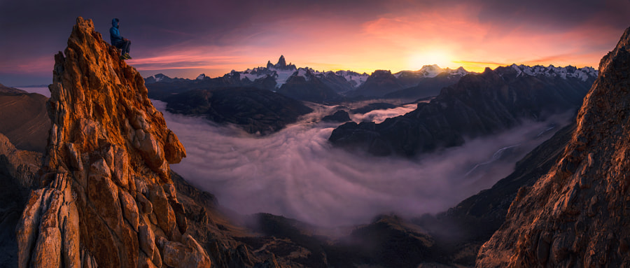 Patagonia Dreaming by Max Rive on 500px.com