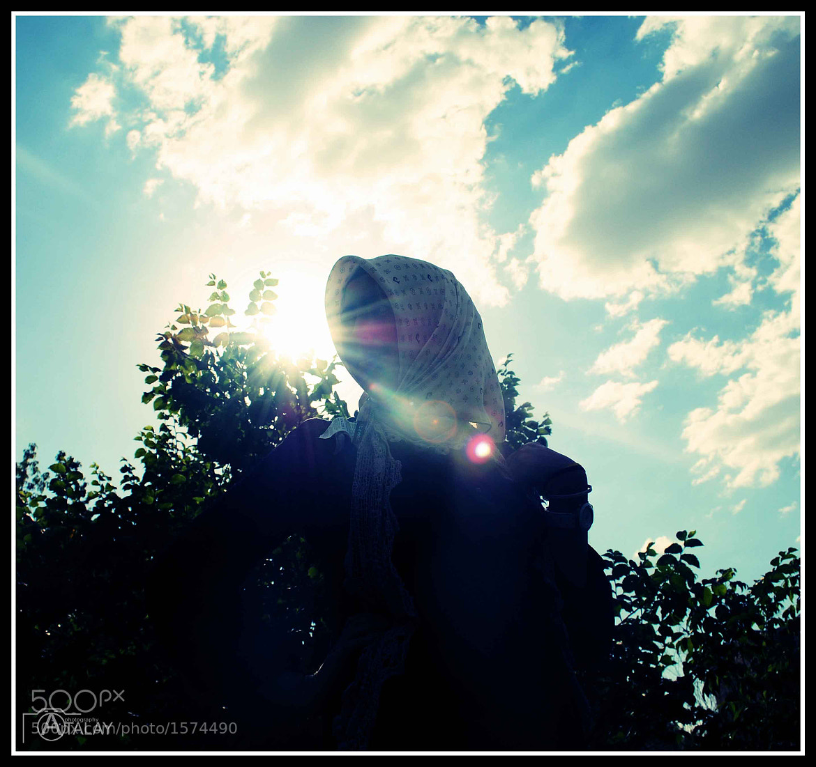 Photograph Silhouette by Ömer F.  ATALAY on 500px