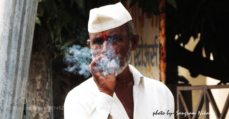 Photograph smoke by Sangram Nikalje on 500px