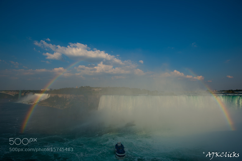 Photograph Niagara Falls - Canada by AJK Clicks on 500px