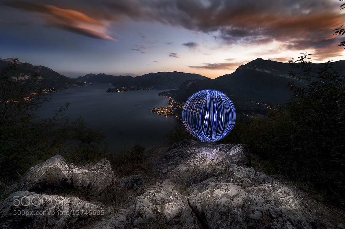 Photograph Light Orb by pixeldreamer  on 500px