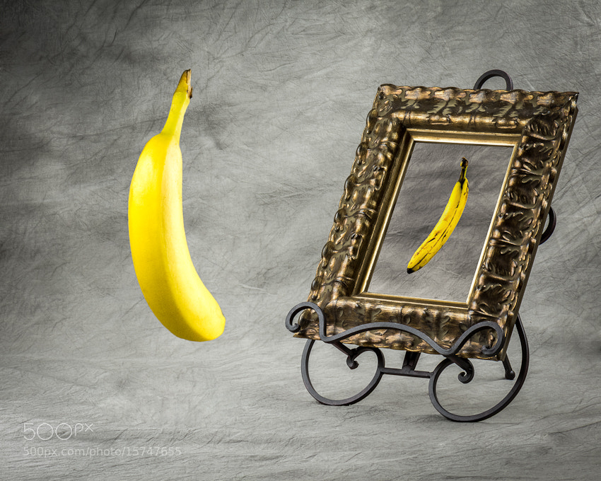 Photograph The Picture of Dorian Banana by Avishai Avivi on 500px