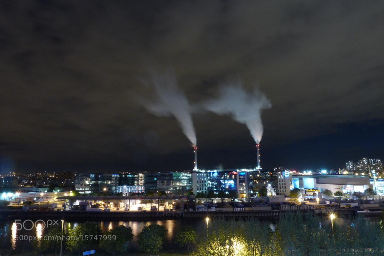 Photograph Industrial Paris by Krasimir Hintolarski on 500px