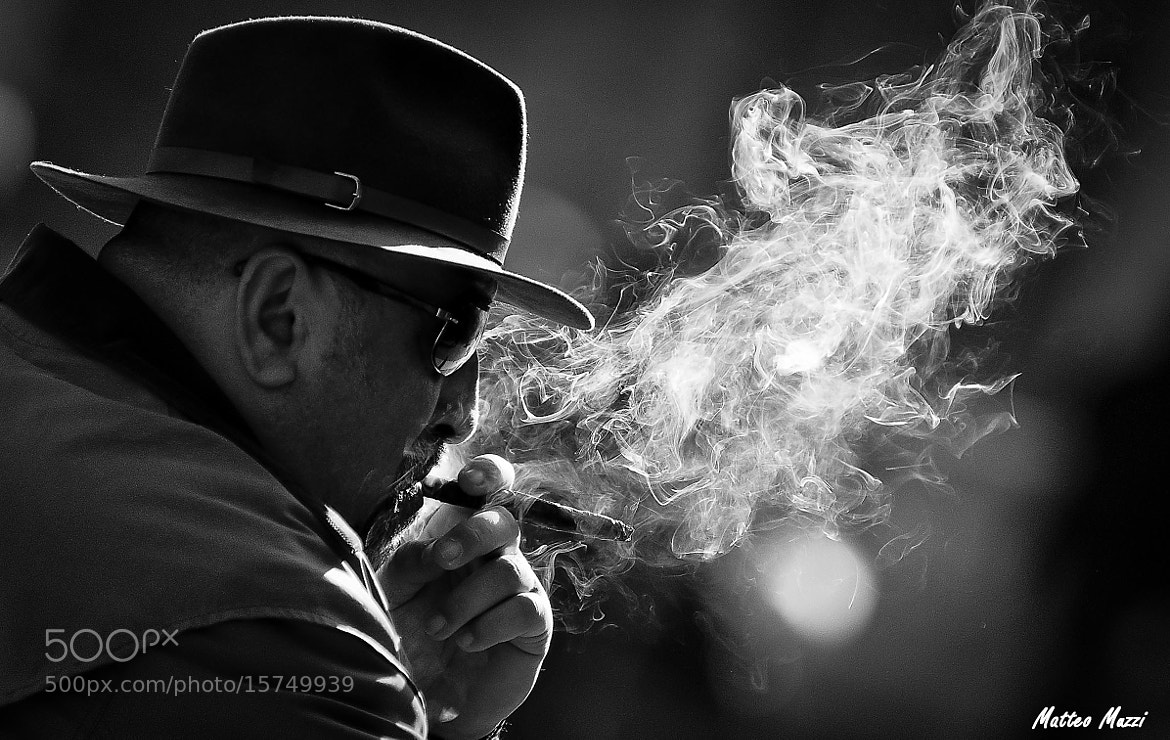 Photograph Just smoke by Matteo Muzzi on 500px