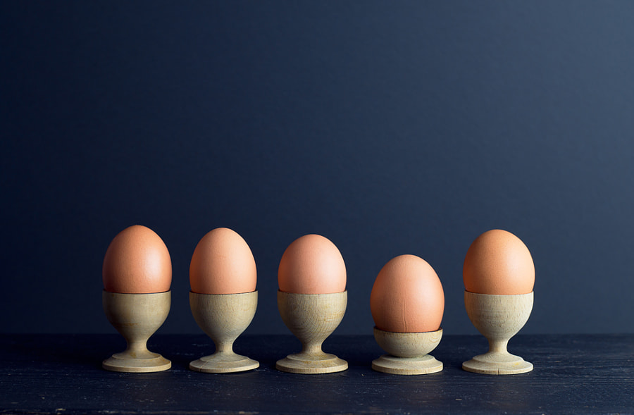 Eggs by Bogdan Dreava on 500px.com