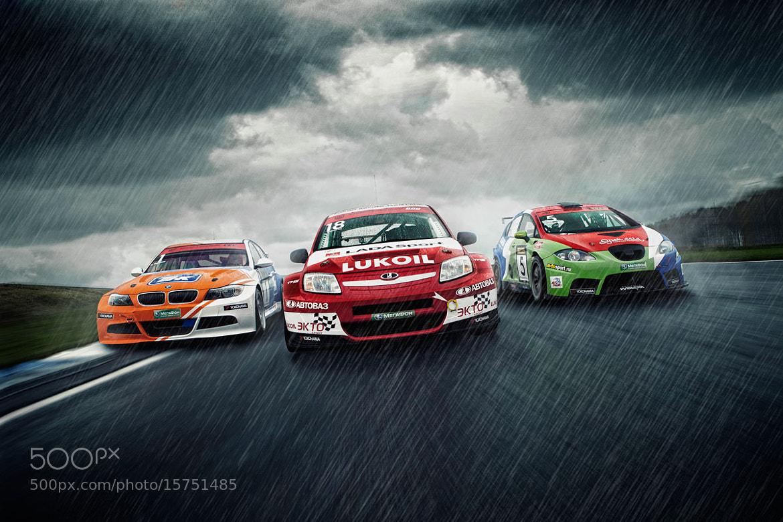 Photograph Russian Racing Championship by Ivan Barinov on 500px