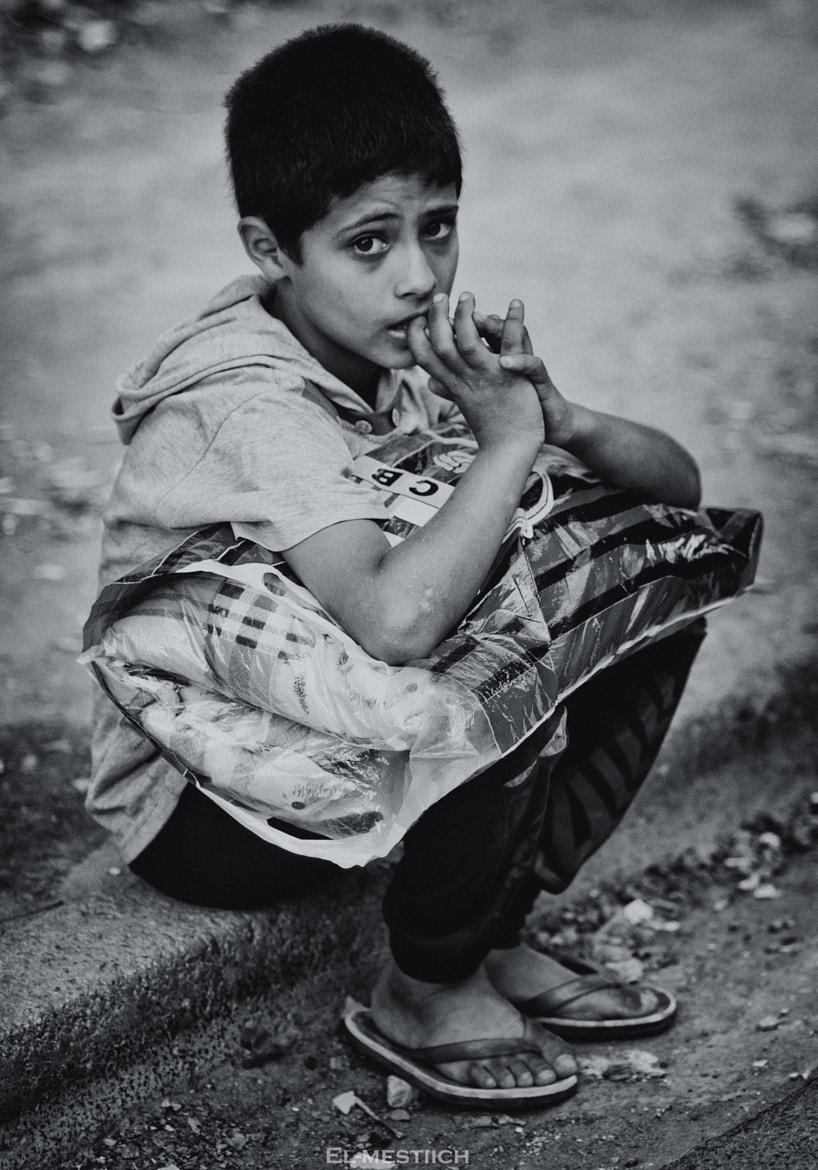 Photograph sadness by Mohamed  El-mestiich Saadi  on 500px