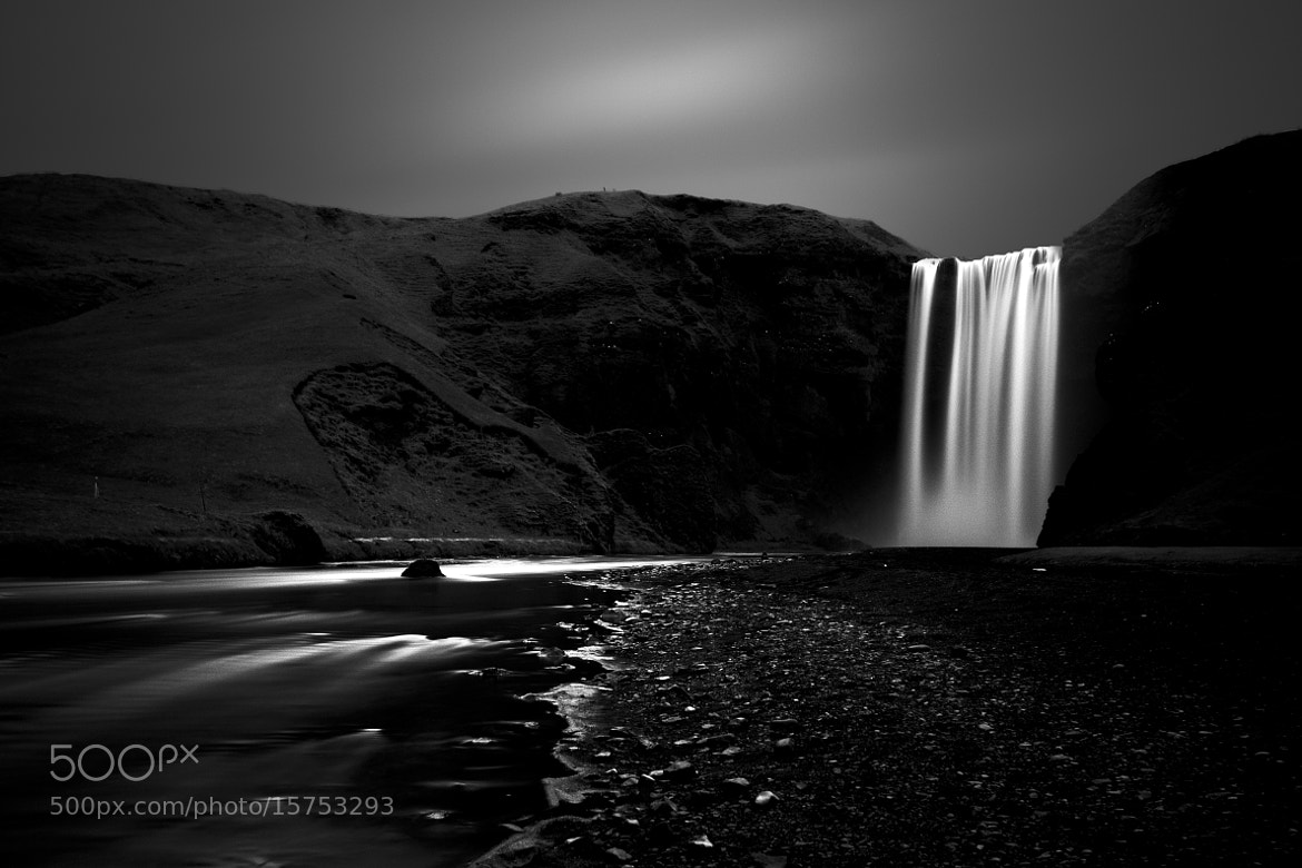 Photograph Skógafoss by Jean-François Coutu on 500px