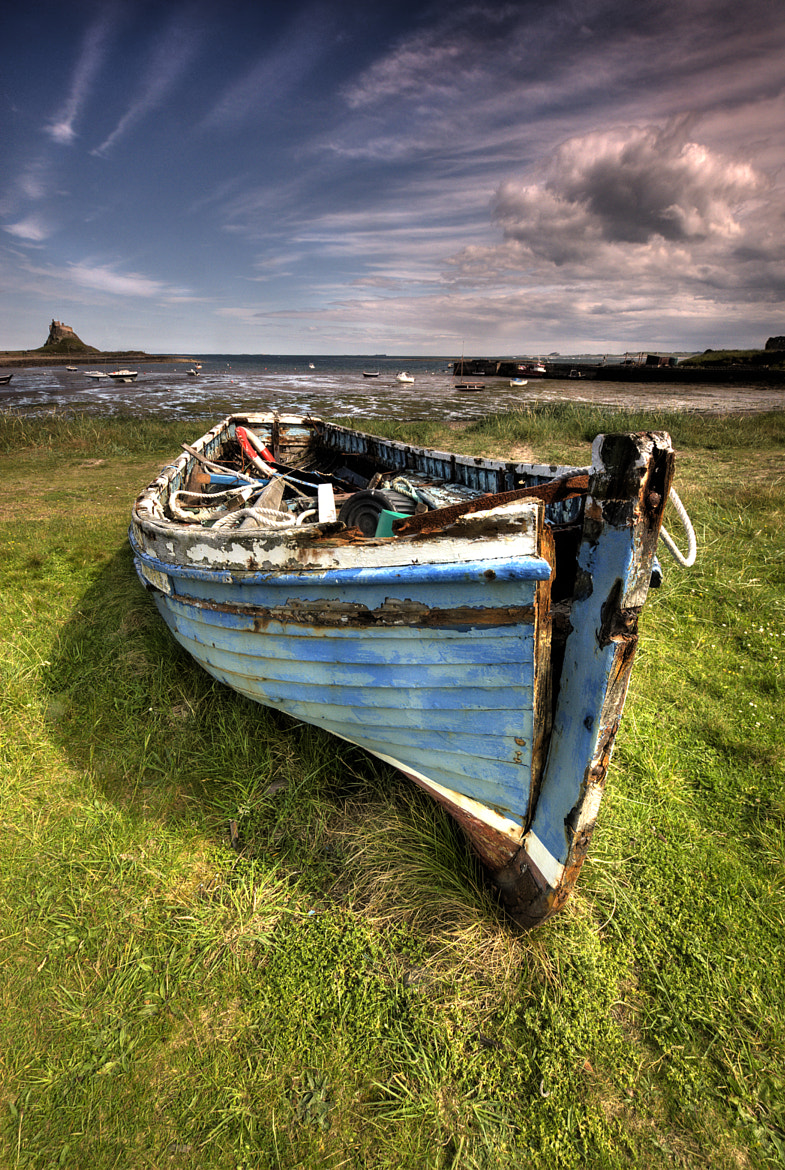 Photograph High and Dry by Trevor Wain on 500px