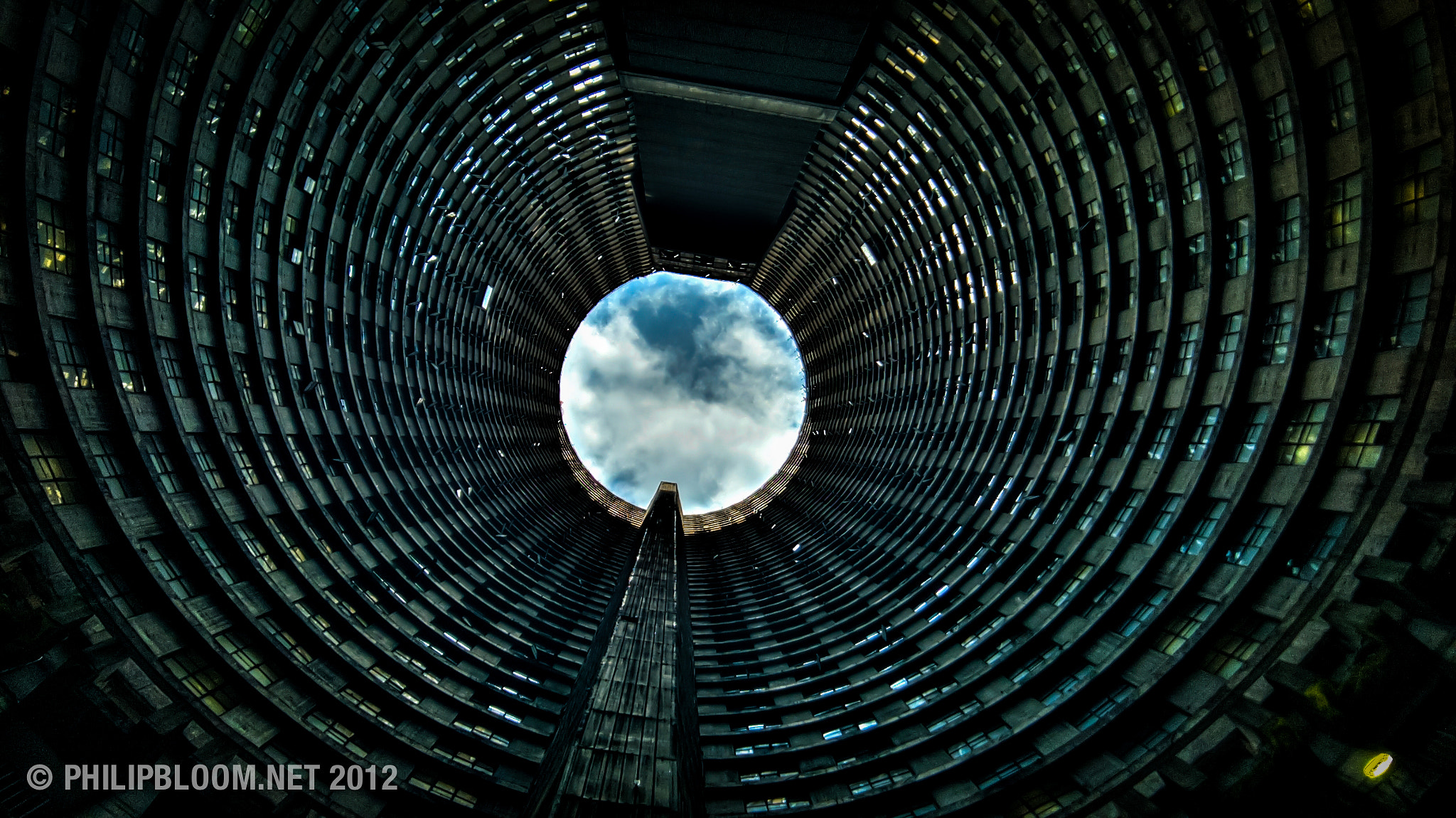 Photograph Ponte Tower from the bottom by Philip Bloom on 500px