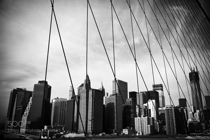 Photograph NYC cityscape by Linda Wisdom on 500px