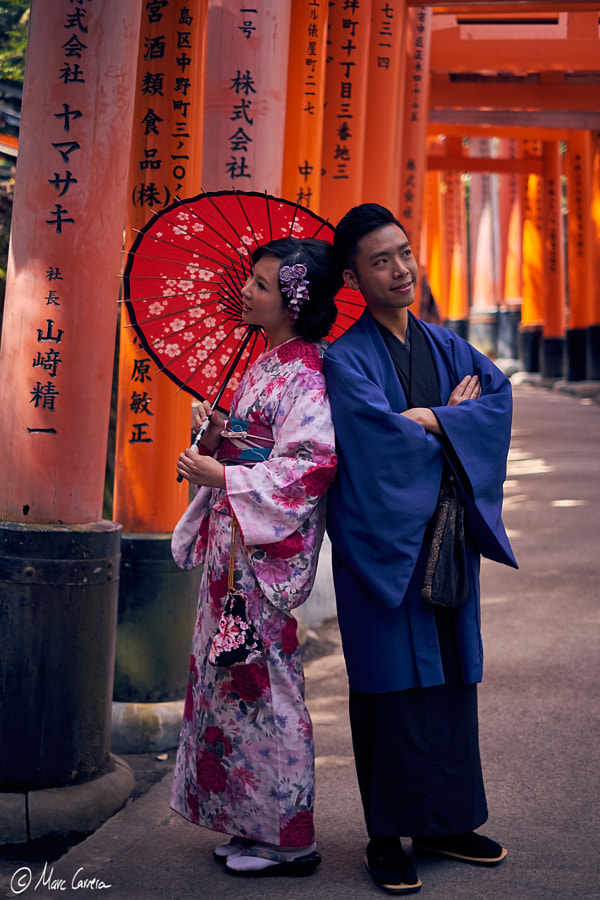 Love @ Fushimi Inari