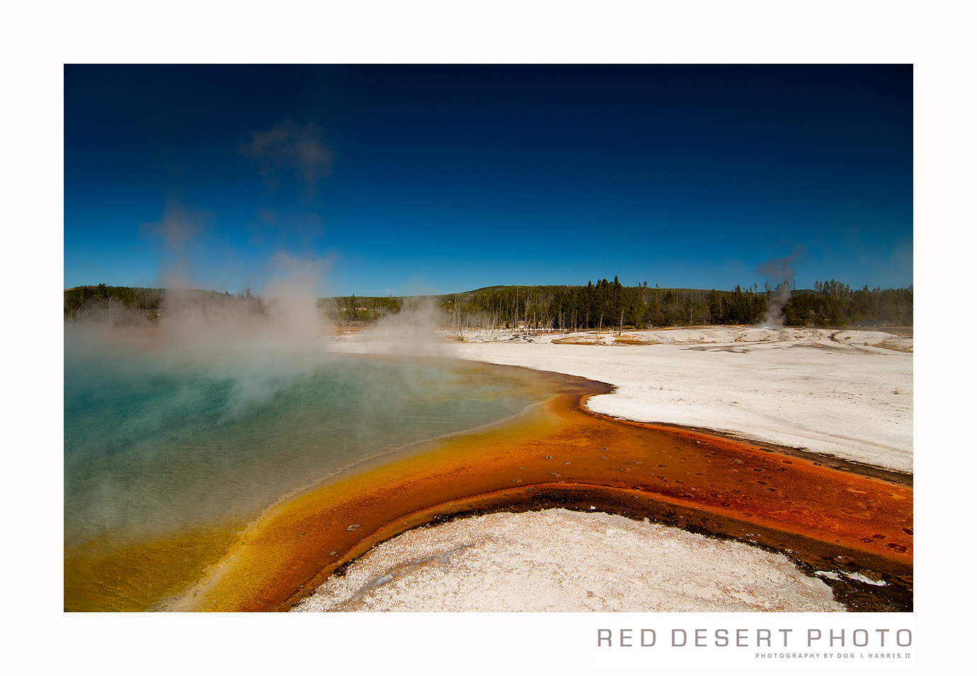 Photograph Yellowstone by Red Desert Photo on 500px