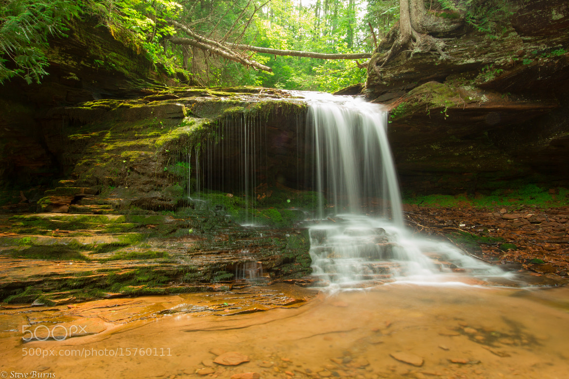Photograph Lost Creek Falls by Steve Burns on 500px