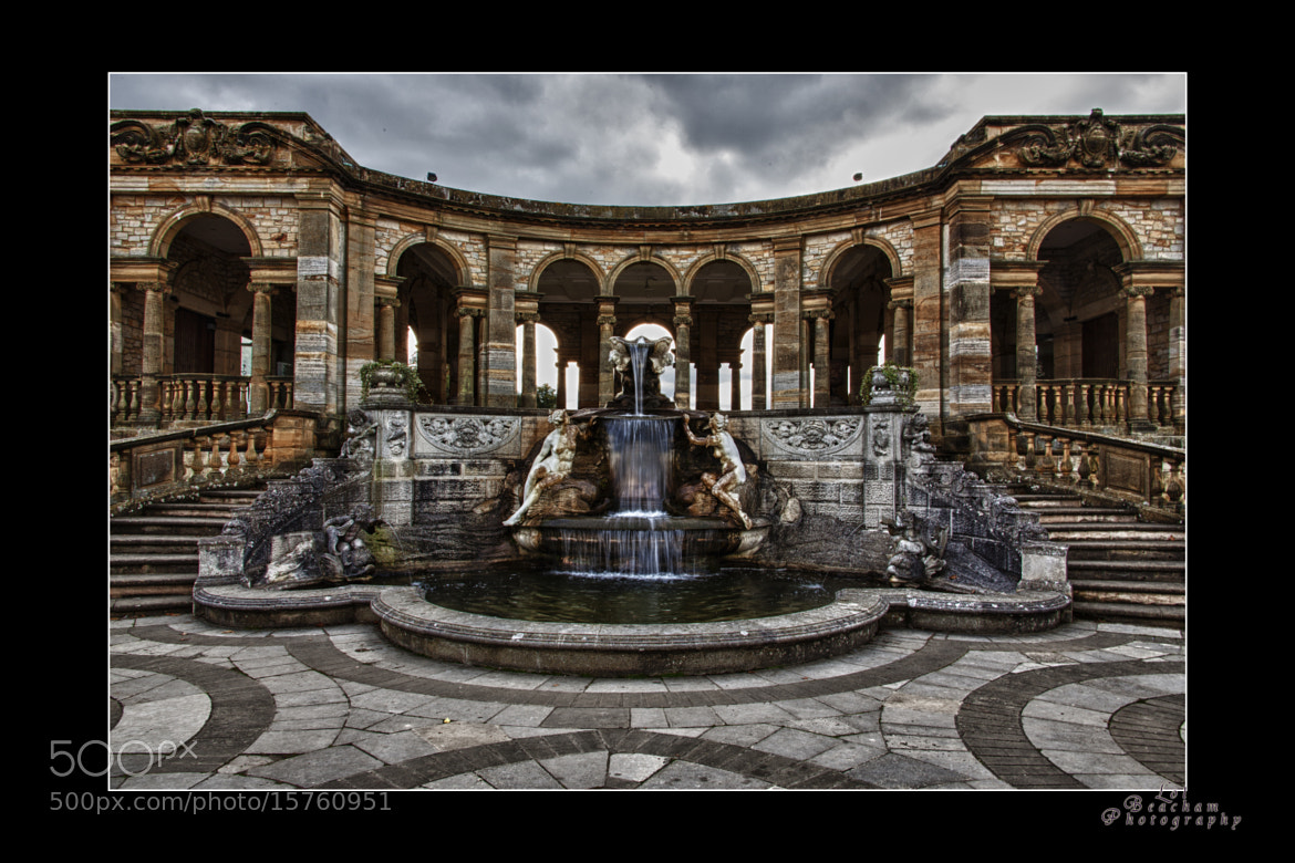 Photograph The Fountain (The Bigger Picture) by Lol Beacham on 500px