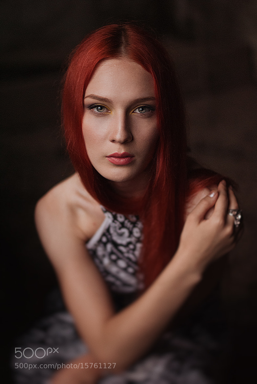Photograph Sasha by Olga Lukash on 500px
