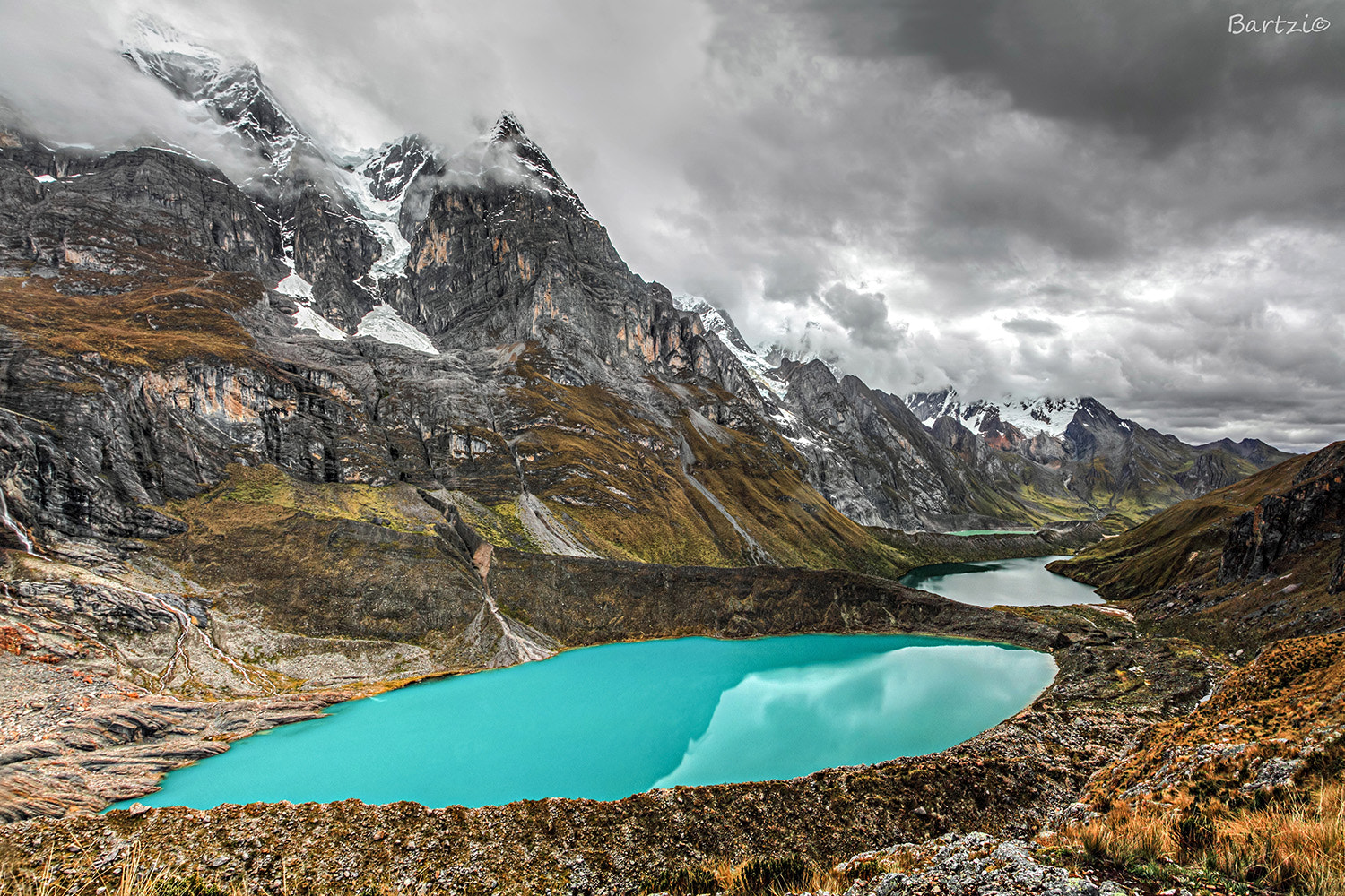 Photograph Huayhuash by Bar Artzi on 500px