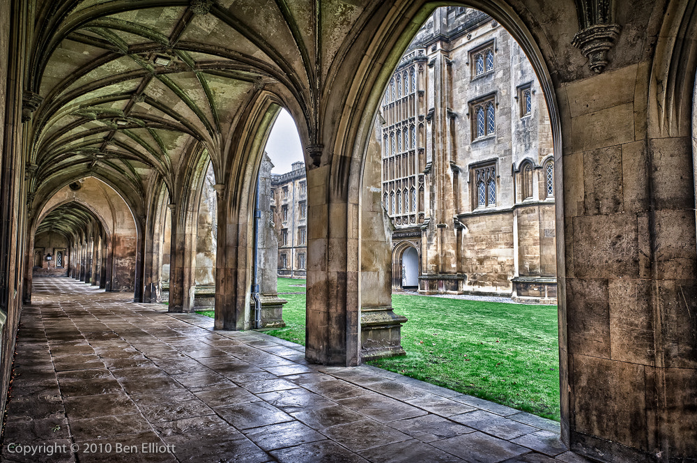 Photograph St John's College by Ben Elliott on 500px