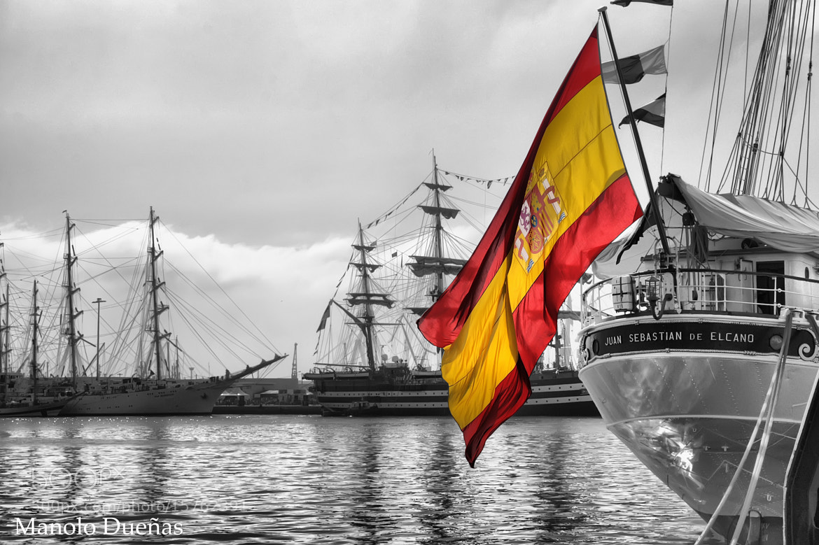 Photograph Juan Sebastian de Elcano by Manuel Dueñas on 500px