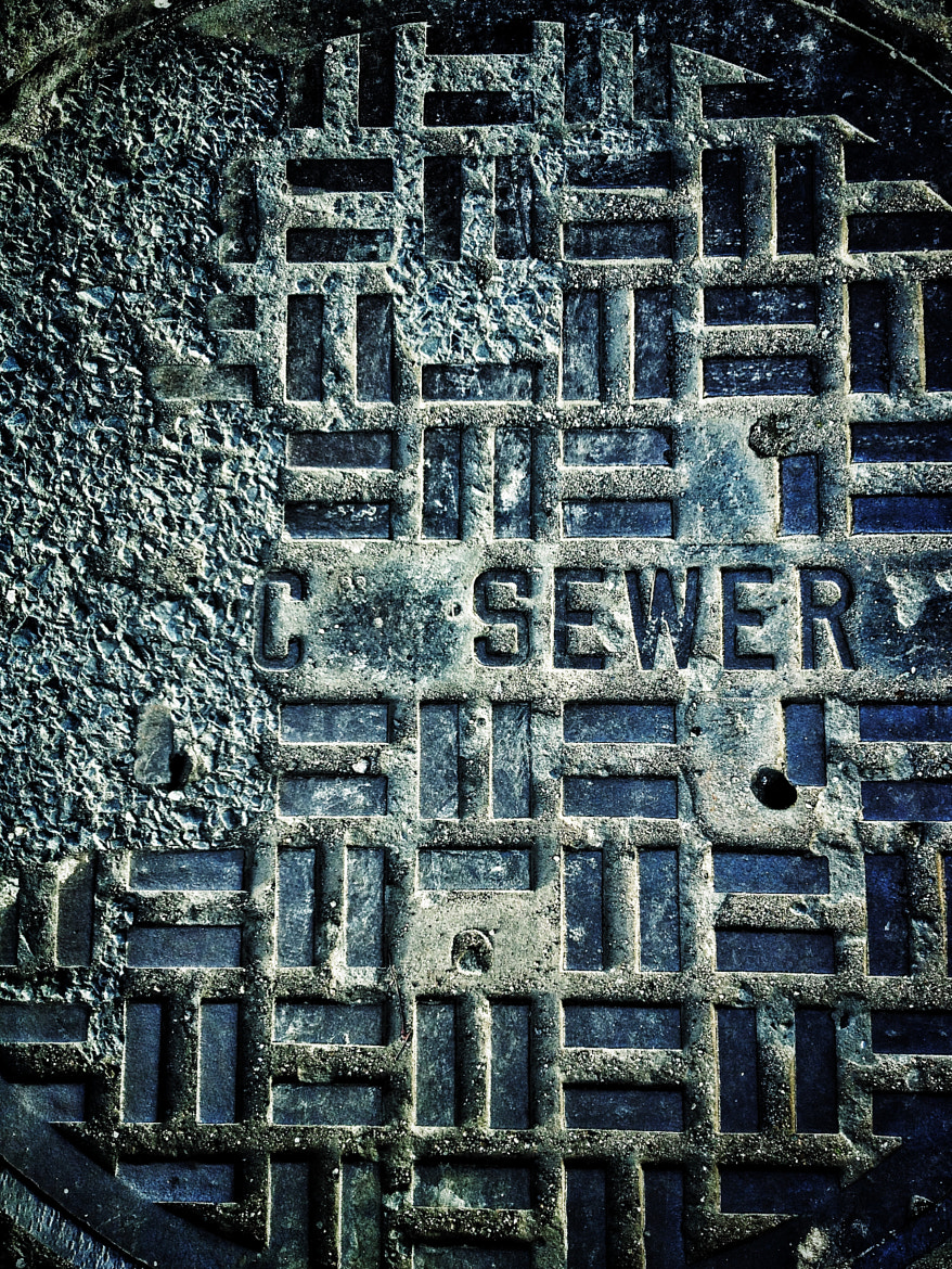 Photograph NYC Sewer by George Smith on 500px